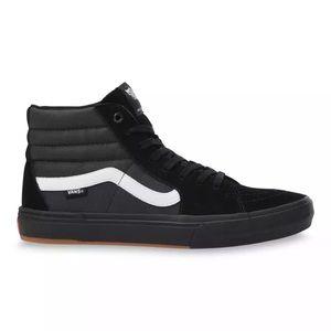 Vans Sk8-Hi Pro BMX Black Sneakers